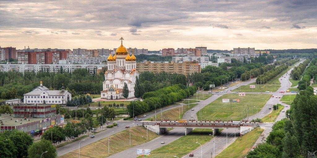 Реклама на АЗС в Толльяти и Самарской области