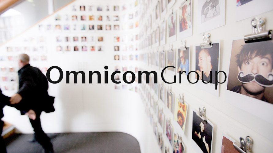 Квартальная выручка Omnicom Group сократилась на 2,4%