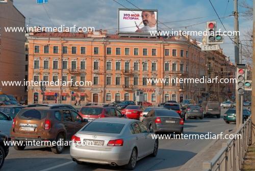 Ждановская набережная (10,2x5,7м)